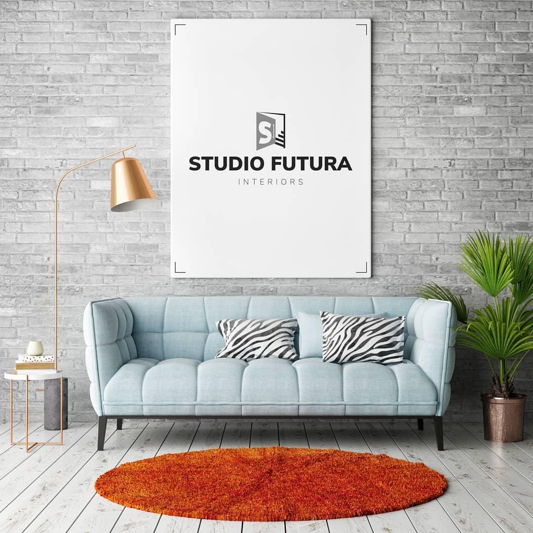 Studio Futura Logo Wall